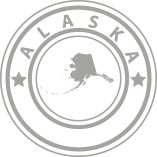 Alaska State Icon